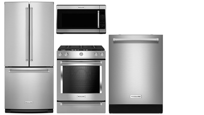 KitchenAid 30 Inch French Door Package Upgarde