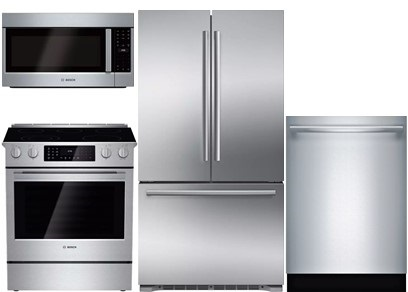 Bosch Kitchen Package Upgrade- Electric