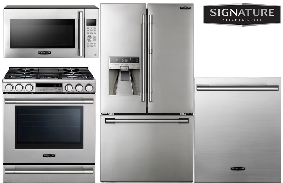 SKS Is The Premium Line Of LG. All Their Appliances Are Upscale With Only  One Or Two Products Per Category.