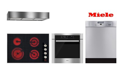 Miele Built In Package