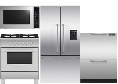 Fisher & Paykel Counter Depth Kitchen Package