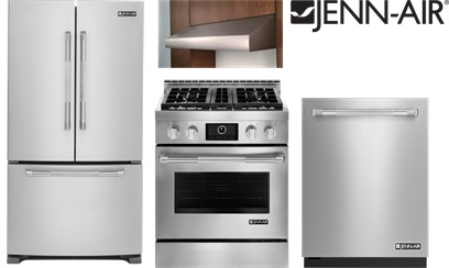 The Best Luxury Stainless Steel Kitchen Appliance Packages (Reviews / Ratings)