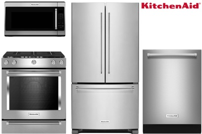 KitchenAid French Door Counter Depth Package Upgrade