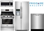 Frigidaire Gallery Counter Depth Package - Gas
