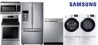Samsung Counter Depth Package	Kitchen and Laundry - Electric