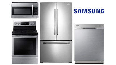 Samsung Counter Depth Package - Convection