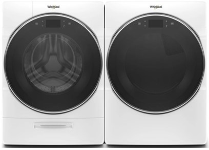 Whirlpool Premium Laundry - Electric