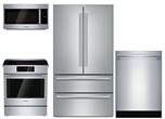 Bosch Kitchen Package Upgrade - Gas