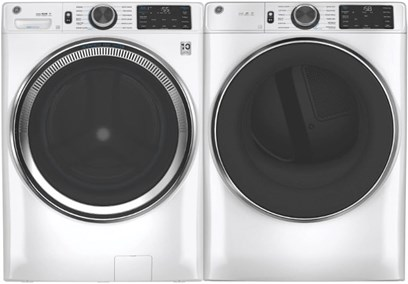 GE Appliances Smart Laundry Pair - Electric