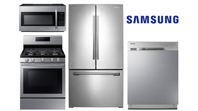 Samsung Counter Depth Package - Gas