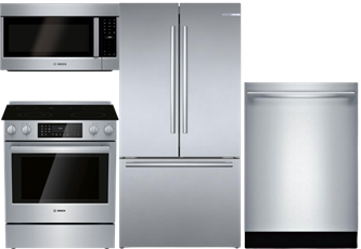 Bosch Kitchen Package - Electric