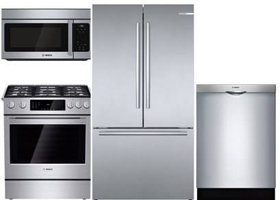 KitchenAid Counter Depth Package - Gas