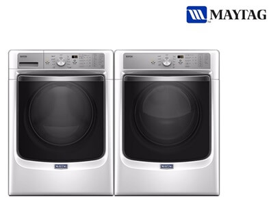 Maytag Maxima Laundry Package - Gas