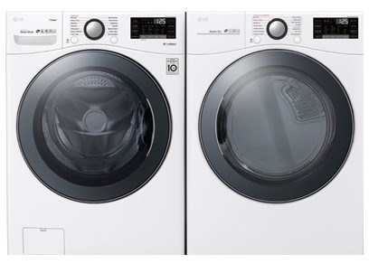 LG Premium Laundry - Electric