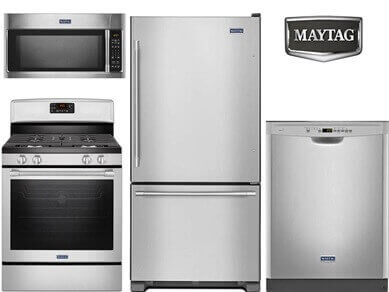 Maytag Freestanding Package - Gas