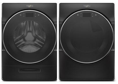Whirlpool Premium Laundry Black Shadow - Electric
