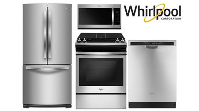 Whirlpool 36 Inch French Door Package - Front Control Upgrade