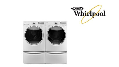 Whirlpool Line Laundry - Gas