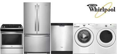 Whirlpool Slide In Kitchen and Laundry - Gas