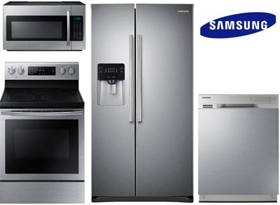 Samsung Side by Side Package - Convection