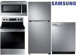 Samsung Top Mount Refrigerator Package - Electric