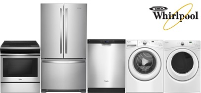 Whirlpool Slide-In Kitchen and Laundry - Electric