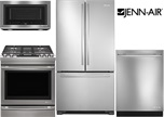 Jenn-Air Counter Depth Kitchen Package - Gas
