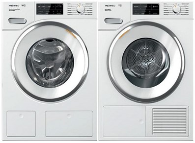 Miele Compact Laundry Upgrade
