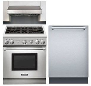 Thermador 30 Inch Kitchen Package