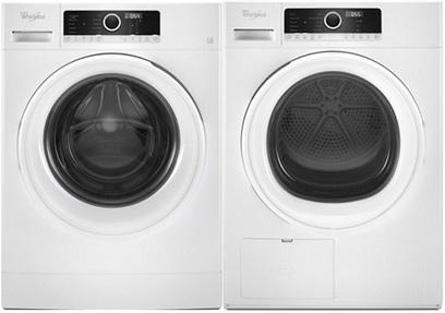 Whirlpool Heat Pump Laundry - Electric