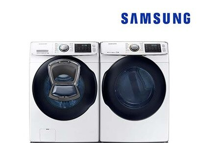Samsung Add Wash Laundry - Electric