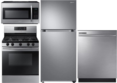 Best Stainless Steel Kitchen Appliance Packages | Yale Appliance in ...