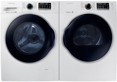 Samsung Compact Laundry
