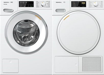Miele Wi-Fi Connect Compact Laundry