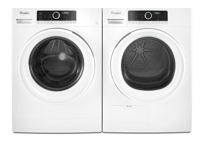 Whirlpool Compact Laundry Package