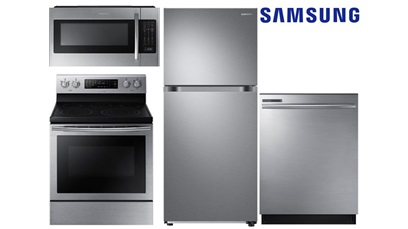 Samsung Top Mount Package - Convection