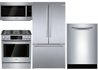 Bosch Kitchen Package - Gas