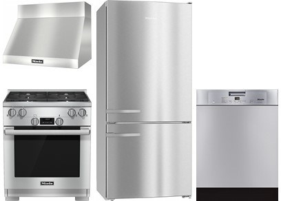 Miele Professional Kitchen Package