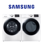 Samsung Entry Line Laundry Pair - Gas