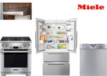 Miele Pro Kitchen Packages - Gas