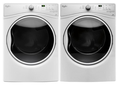 Whirlpool Line Laundry - Electric