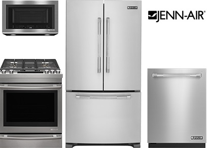 Jenn-Air Counter Depth Kitchen Package