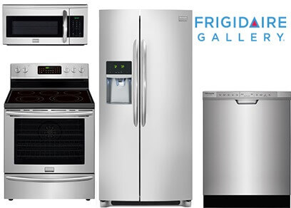 Frigidaire Gallery Counter Depth Package - Electric