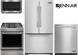 Jenn-Air Pro Handle Kitchen Package