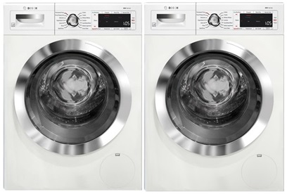 Bosch Home Connect Compact Laundry
