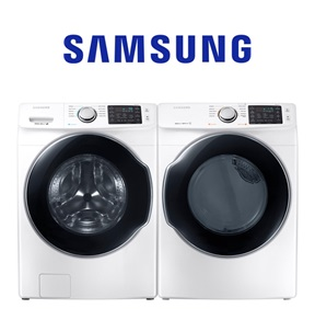 Samsung Entry Line Laundry Pair - Electric