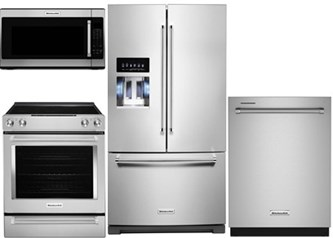 KitchenAid Full Depth Kitchen Package - Electric