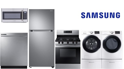 Samsung Top Mount Kitchen and Laundry - Gas