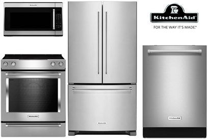 Best Affordable (Cheap) Kitchen Appliance Packages From $1,699 - $4,999