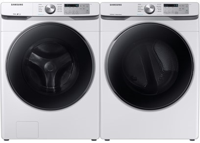 Samsung Steam Laundry - Electric